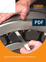 Industrial Bearing Maintenance Manual