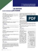 Bernacchi Conexin de Un Motor Con Arranque Suave AE144
