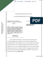 Liberty Mutual Insurance Company v. Hoge et al - Document No. 522
