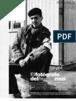 Paco Boix, el fotógrafo de Mathausen