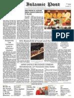 The Islamic Post April Vol 1