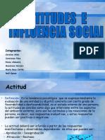 ACTITUDES E INFLUENCIA SOCIAL.ppt