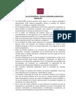 Turismo Sostenible. Impactos Del Turismo (Redactat
