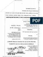 Inmate Fine's Demand To Judge Yaffe ForImmediate Release 1-27-10