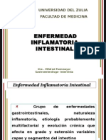 Clase Enfermedad Inflamatoria Intestinal