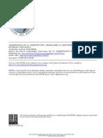 Arqueología de La Arquitectura, Modelando Al Individuo Disciplinado 2003