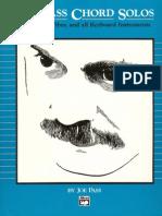 Joe Pass - Chord Solos
