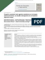 Anestesicos en TEC (Paper)