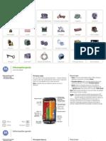 Manual Motorola Moto g novo, completo. Pt-BR