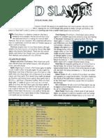 d20 D&D Prestige Class- Fiend Slayer (Dragon Magazine #287)