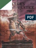 Sorcerer's Apprentice - Summer 1981
