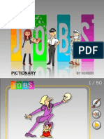 54614 Jobs Pictionary Ppt