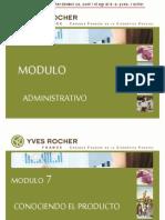 Yves Rocher Manual Breve