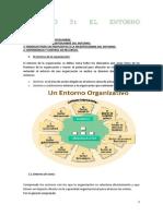 Resumen Tema 3- diseno de la organizacion