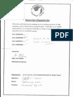 Materials Dispatch0001
