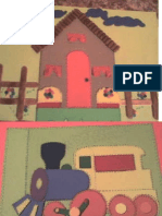 ideas de trabajos en plastilina o lana para niños.pptx