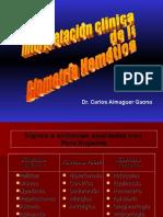 Interpretación Clínica de La Biometría Hemática