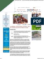 06-04-15 Las Minitas, el Palo Verde, Los Olivos, van a ser colonias de primera