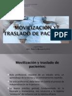 Movilización y Traslado de Pacientes
