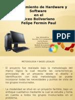 Mantenimiento de Hardware y Software.pptx