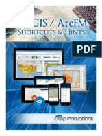 ArcGIS ArcFM Shortcuts and Hints