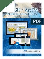 ArcGIS ArcFM Shortcuts and Hints