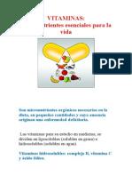 2 Vitaminas Hidrosolubles