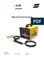 Manual Conarco 3,25
