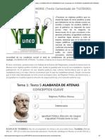 LA DEMOCRACIA ATENIENSE (Texto Comentado de TUCÍDIDES_ ALABANZA DE ATENAS).pdf