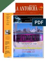 Revista La Antorcha Enero 2015