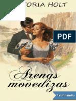 Arenas Movedizas - Victoria Holt.epub