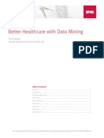 Better Healthcare With Data Mining