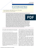 Omega-3 Fatty Acids and Cardiovascular Disease
