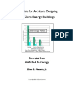 Net Zero Energy Buildings Sherwin Rev 3