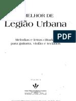 SONGBOOK - O Melhor de Legião Urbana