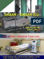 Konsep Dasar ICU