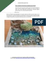 Como construir terrenos acuaticos