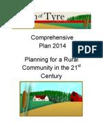 Tyre 2014 Comprehensive Plan