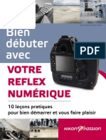 Guide Photo Reflex Gratuit Nikon Passion 2