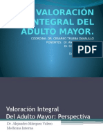 Valoración Integral Del Adulto Mayor Final