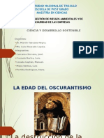 Oscurantismo Maestria 16.11.2014