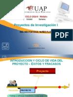 Teoría Proyecto deInvestigación