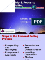 1.4 Relationship & Focus on Selling.ppt