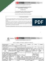 1. PARTICIPANTE Criterios Calificacion Narracion Documentada Primaria (2)