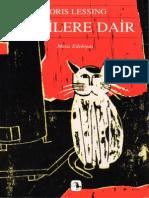 Doris Lessing - Kedilere Dair