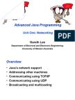 A Java Networking