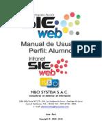 Manual SieWeb para alumnos