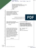 Video Software Dealers Association et al v. Schwarzenegger et al - Document No. 27
