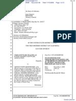 Video Software Dealers Association et al v. Schwarzenegger et al - Document No. 28