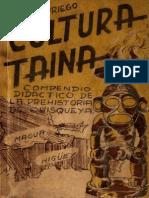 Joaquin R. Priego - Cultura Taina